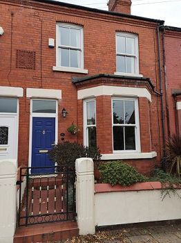 Thumbnail Terraced house to rent in Waterloo Road, New Brighton, Wallasey