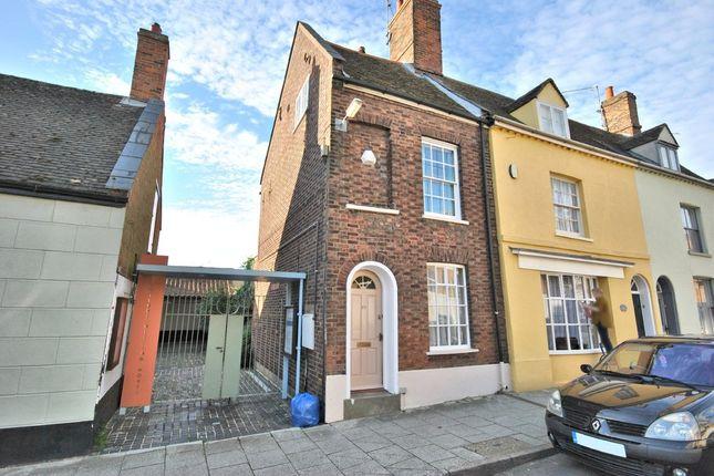 3 bed end terrace house for sale in Bridge Street, King's Lynn
