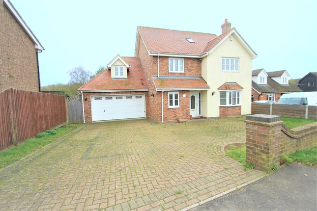 6 bed detached house for sale in Brook Road, Tolleshunt Knights, Maldon CM9