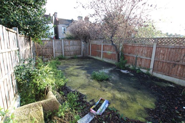 Garden of Norfolk Road, East Ham E6