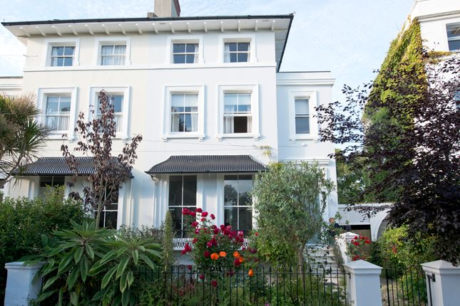 Thumbnail Semi-detached house for sale in The Lawn, St. Leonards-On-Sea