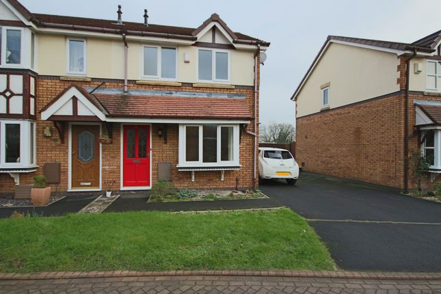 Thumbnail Semi-detached house to rent in Copper Beeches, Penwortham, Preston
