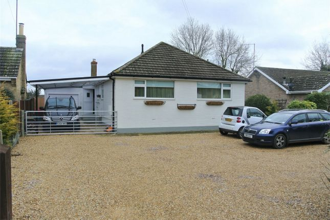 Thumbnail Detached bungalow for sale in South Road, Bourne, Lincolnshire