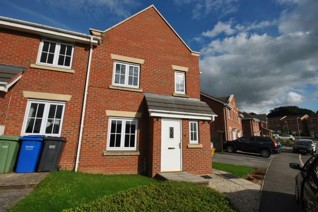 Thumbnail Semi-detached house to rent in Windmill Way, Brimington, Chesterfield