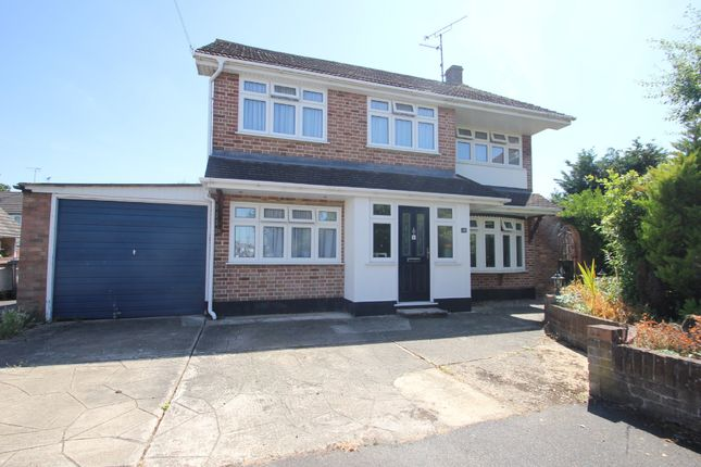 Thumbnail Detached house for sale in Brackendale Close, Hockley