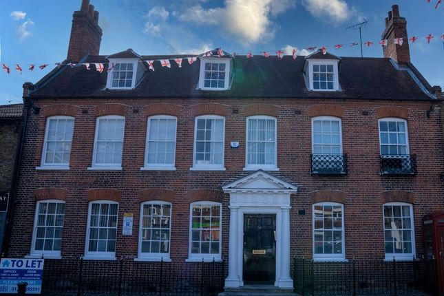 Office to let in West Street, Essex