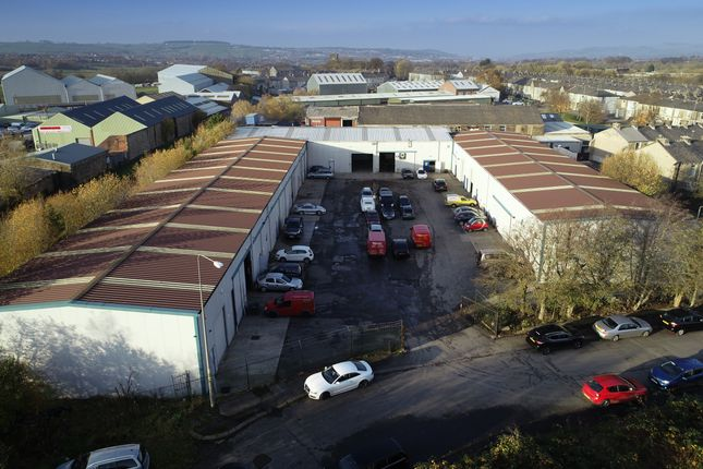 Thumbnail Business park for sale in Commercial Street-Duckworth Street, Church, Accrington