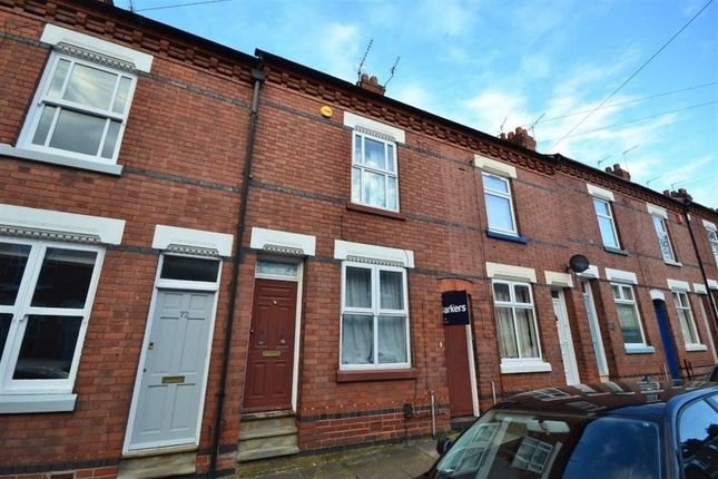 Thumbnail Terraced house to rent in Hartopp Road, Clarendon Park, Leicester