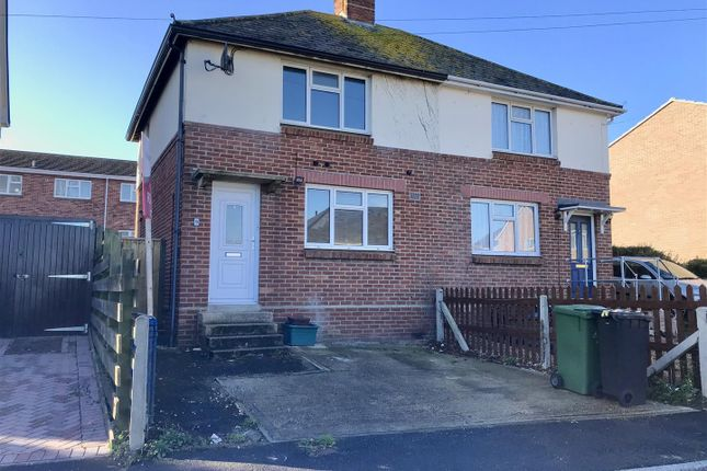 2 bed semi-detached house for sale in Bedford Road, Weymouth