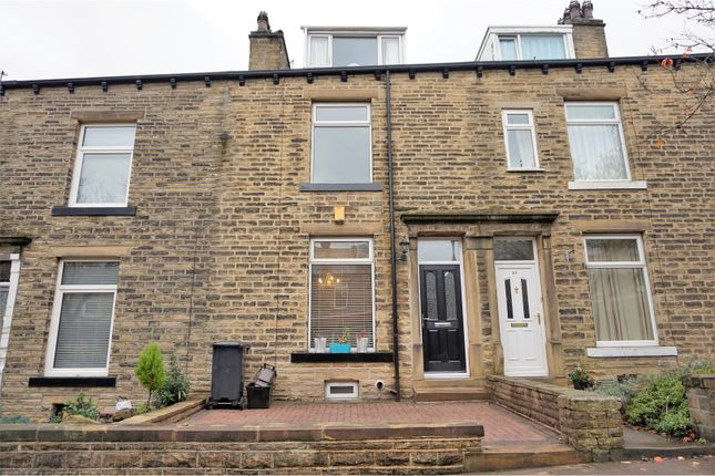 Thumbnail Terraced house to rent in St. Bevans Road, Halifax