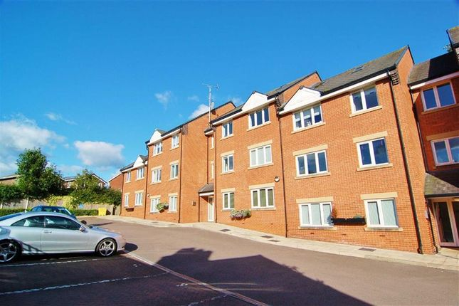 Thumbnail Flat for sale in Bollington House, Canal Road, Congleton