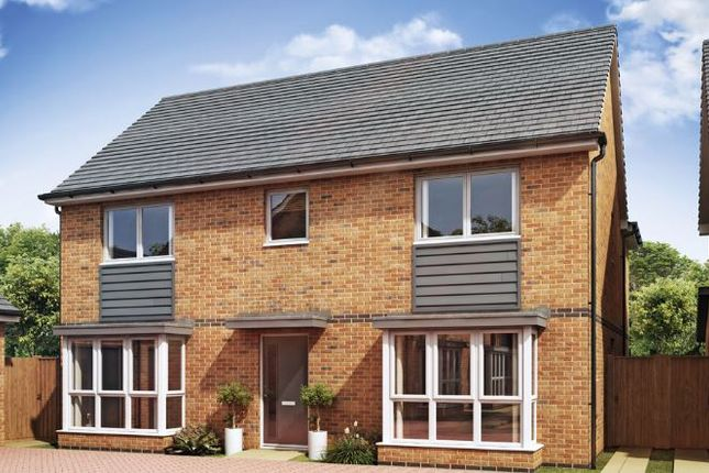 Thumbnail Detached house for sale in Haslucks Green Road, Shirley, West Midlands