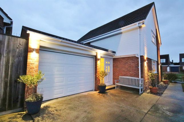 Thumbnail Detached house for sale in Chamberlain Avenue, Walton On The Naze