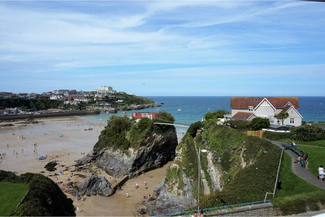 Thumbnail Maisonette for sale in 5-7 Island Crescent, Newquay