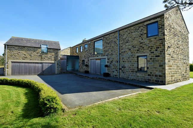 Thumbnail Detached house to rent in Lydgate, Lepton, Huddersfield