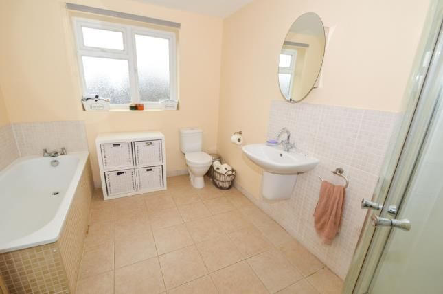 Bathroom of Grangeway Road, Wigston, Leicester, Leicestershire LE18