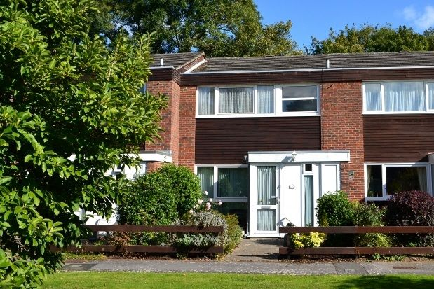 Thumbnail Terraced house to rent in Tylers Close, Lymington