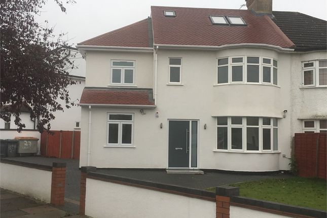 Thumbnail Semi-detached house to rent in Laneside, Edgware