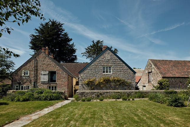 Thumbnail Detached house for sale in Meare Green, Taunton