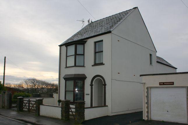 Thumbnail Detached house for sale in Cross Park, Pennar, Pembroke Dock