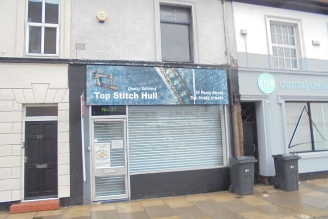 Thumbnail Land to rent in Percy Street, Hull