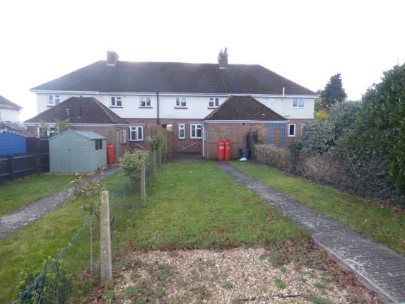 Thumbnail Terraced house for sale in The Close, Weston Underwood, Olney