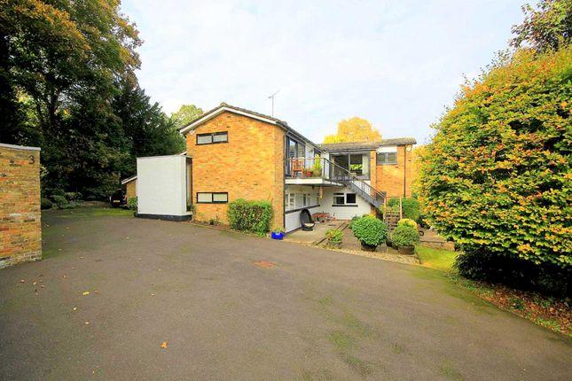 Thumbnail Detached house for sale in Bury Hill Close, Hemel Hempstead