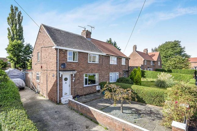 3 bed semi-detached house for sale in Eastgate, Nafferton, Driffield