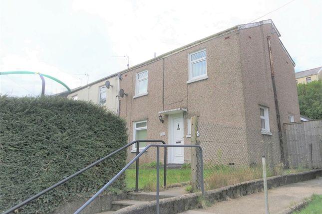Thumbnail Semi-detached house to rent in Bridgend Road, Llangynwyd, Maesteg, Mid Glamorgan