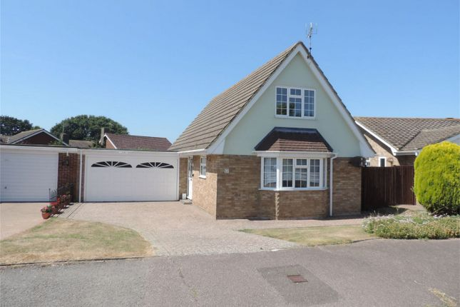 Thumbnail Detached house to rent in Effingham Drive, Bexhill On Sea, East Sussex
