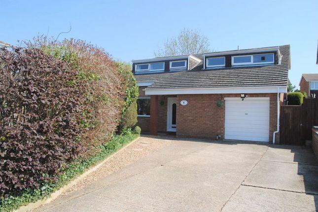 Thumbnail Detached house for sale in Larkhill, Rushden