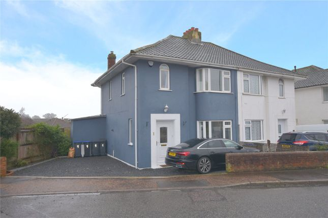 3 bed semi-detached house for sale in Grinstead Lane, Lancing, West Sussex BN15