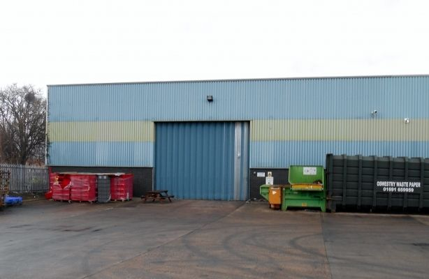 Thumbnail Commercial property to let in Storage Bay, Hortonwood 30, Telford, Shropshire