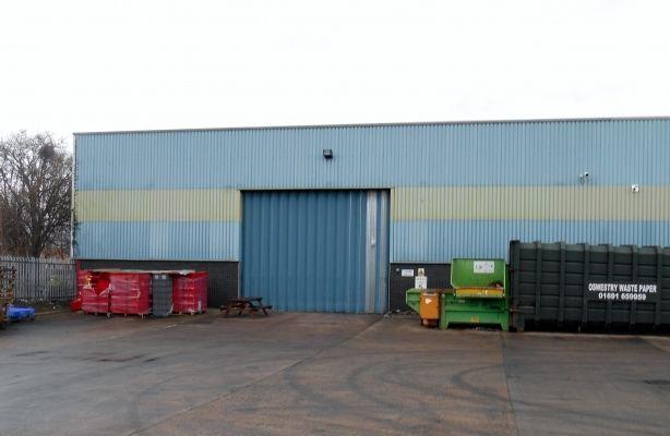 Thumbnail Commercial property to let in Storage Bay, Hortonwood 30, Telford, Shropshire