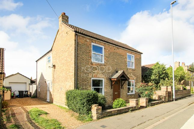 Thumbnail Detached house for sale in Fordham Road, Soham, Ely