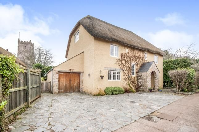 Thumbnail Detached house for sale in Newton Abbot, Devon, England