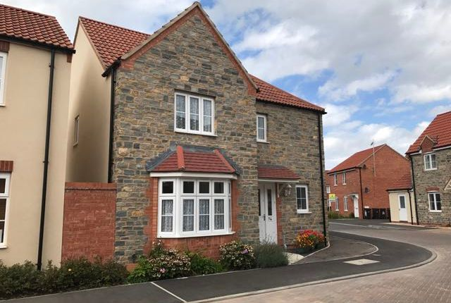 Thumbnail Detached house for sale in Sharpham Road, Glastonbury