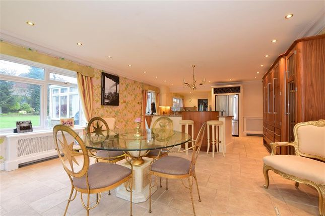 Thumbnail Detached house for sale in Long Meadow, Hutton, Brentwood, Essex