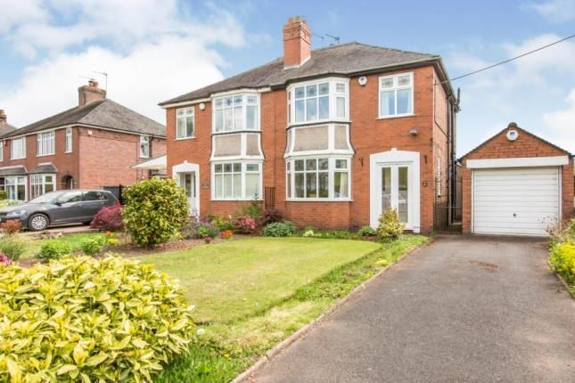 3 bed semi-detached house for sale in Nantwich Road, Audley, Stoke-On-Trent, Staffordshire ST7