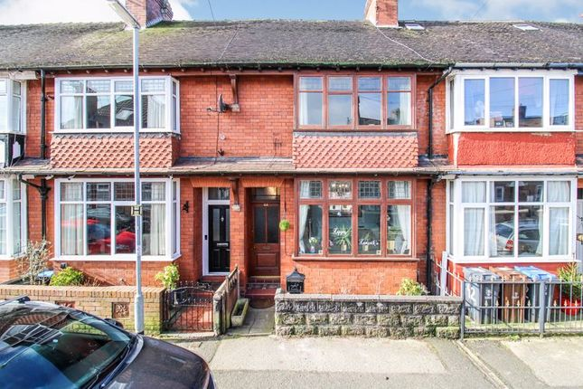 3 bed terraced house for sale in Langford Street, Leek ST13