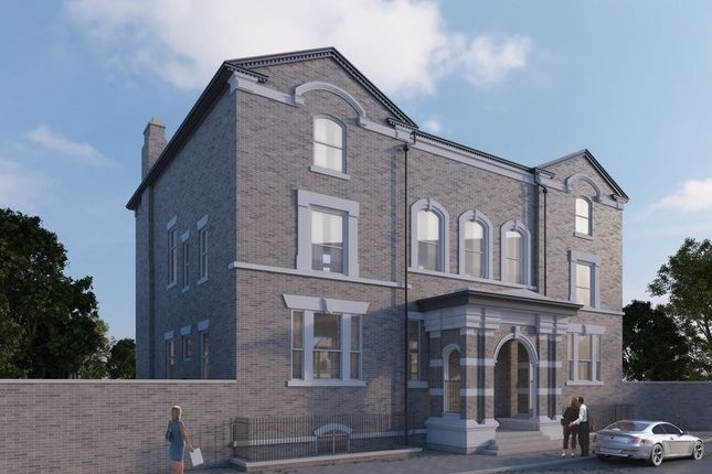 Thumbnail Block of flats for sale in Windermere Terrace, Liverpool