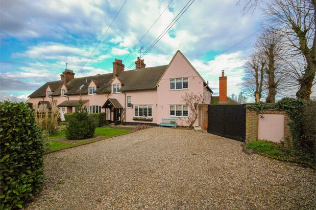 Thumbnail Cottage for sale in Coggeshall Hall Cottages, Coggeshall Road, Kelvedon, Essex