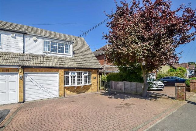 Thumbnail Property for sale in The Crescent, Hadleigh, Essex