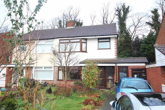 Thumbnail Semi-detached house for sale in South Station Road, Gateacre, Liverpool