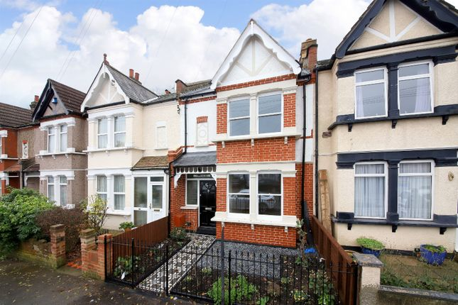 Thumbnail Terraced house for sale in Cambridge Road, Anerley
