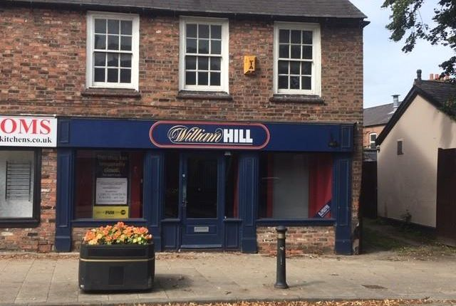 Thumbnail Retail premises for sale in 2 - 4 Church Street, Frodsham, Cheshire