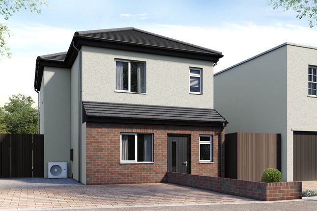 3 bed detached house for sale in George Street, Hemel Hempstead HP2
