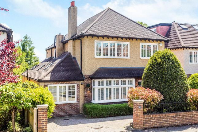 Thumbnail Detached house for sale in Hunter Road, West Wimbledon