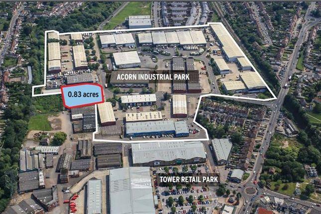 Thumbnail Land to let in Open Storage Site, Acorn Industrial Park, Crayford Road, Crayford, Dartford, Kent