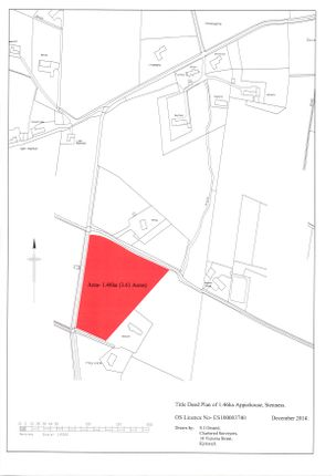 Thumbnail Land for sale in Ireland Road, Stenness